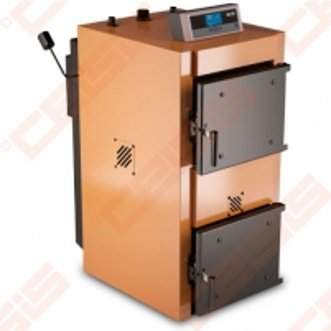 Kieto kuro katilas Caldera Pyrocal 30kw A traditional solid fuel boilers