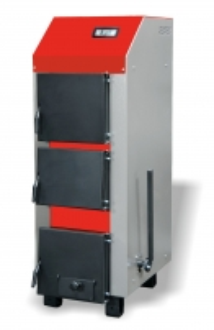 Kieto kuro katilas Protech KRUK W35, 35kw (vertikalus) mechaninis A traditional solid fuel boilers