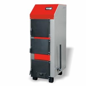 Kieto kuro katilas Protech KRUK W50, 50kw (vertikalus) mechaninis A traditional solid fuel boilers