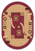 Paklājs Acvila Moldova GRAFICA 484122722707 0,6 x 1,1