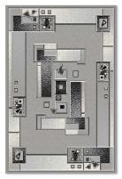 Carpet Acvila Moldova GRAFICA 484122777376 1,0 x 2,0