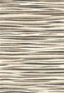 Kilimas PLAY 63206-950, 160x230 rusvas dryžuotas Carpets