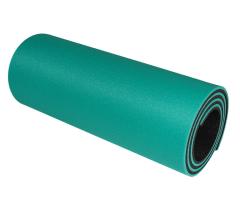 Kilimėlis Double 12mm Žalia-Juoda