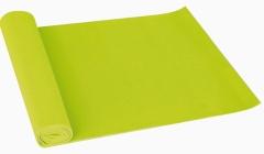 Kilimėlis jogai TOORX MAT-173 173x60x0,4 lime gree Exercise mats