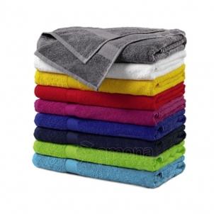 Kilpinis rankšluostis voniai 450 g/m2 70x140cm Towels