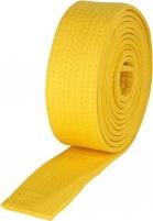 Kimono diržas MATSURU, geltonas, 300 cm