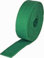 Kimono diržas MATSURU, žalias, 240 cm