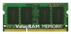 KINGSTON 4GB DDR3 1600MHz Non-ECC CL11