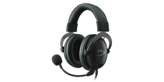 KINGSTON HyperX Cloud II Headset Grey Me Laidinės ausinės
