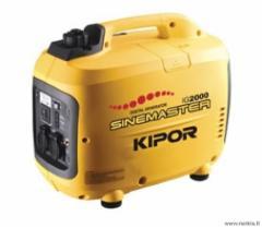 KIPOR IG2000 Benzininis generatorius Benzininiai elektros generatoriai