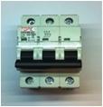 Kirtiklis 20A 3P 230/400V, 6kA Electric picks