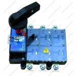 Kirtiklis tvirtinamas, 3P, 400A, su rankena ant skydo durelių, LA, ETI 04663511 Packet switches