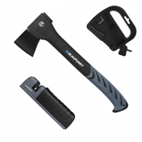 Kirvis Blaupunkt CX5000 + Sharpener 36cm The axe