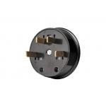 Kištukas 4P, 25A, 380V, VŠ30 401000, EŠ25-001 Trif. Industrial sockets