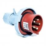 Kištukas 5P, 16A, nešiojamas, IP67, TP-ELECTRIC 3106-301-1600 Industrial sockets