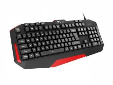 Klaviatūra GENESIS RHOD 220 žaidimams, US layout, USB