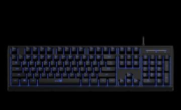 Klaviatūra Genius klaviatūra Scorpion K6 juoda