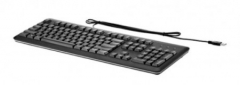 HP USB Keyboard (2013 black design)