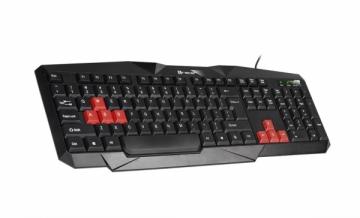 Klaviatūra Keyboard TRACER BATTLE HEROES Shinook X USB