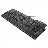 Klaviatūra LENOVO Preferred Pro Fingerprint USB Keyboard - Russian/Cy 441