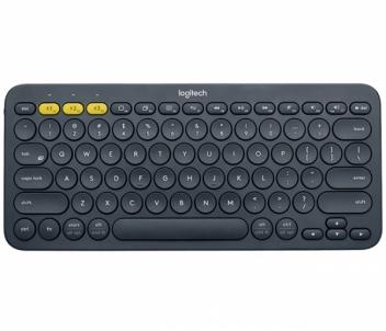 Klaviatūra LOGITECH K380 Multi-Device BT Dark Grey