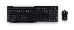 Logitech Wireless Desktop MK270, RU