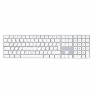 Klaviatūra Magic Keyboard with Numeric Keypad RUS