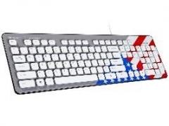 Klaviatūra TRACER Amerikana USB Klaviatūros