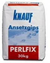 PERLFIX Gypsum Board Adhesive Compound, 10kg (DE) Glue the cardboard plaster boards