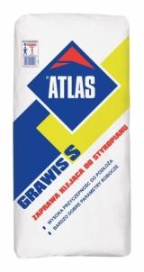 Klijai PPS plokštei Atlas Grawis S 25 kg Klijai šilumos izoliacijai