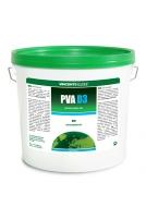 Klijai PVA D3 medžiui atsp dr.20 kg Citas līmes