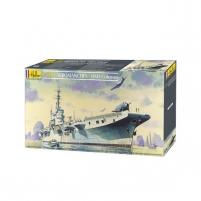 Klijuojamas modelis Heller 81090 ARROMANCHES / HMS COLOSSUS 1/400 Stick patterns for kids