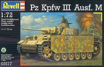 Klijuojamas modelis REVELL 03117 Tank Klijuojami modeliai vaikams