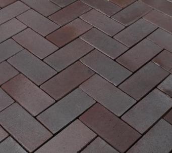 Klinkerinės grindinio trinkelės Penter 'Potsdam' 200x100x52