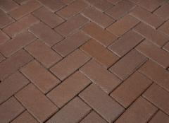 Clinker pavers 'ABC klinker' Antik 240x118x52