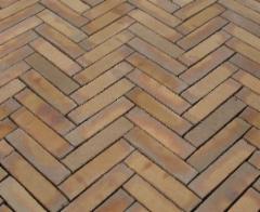 Klinkerinės grindinio trinkelės Penter 'Baltrum' 210x50x70 Klinkerio trinkelės