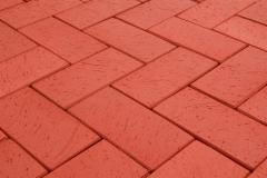 Klinkerinės grindinio trinkelės Lode STANDARTAS raudonos Klinkerio trinkelės