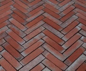 Klinkerinės grindinio trinkelės Penter 'Borkum' 210x50x70 Klinkerio trinkelės