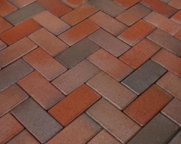 Klinkerinės grindinio trinkelės Penter 'Artland' 200x100x52