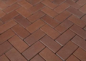 Klinkerinės grindinio trinkelės Penter 'Nussbraun' 200x100x52