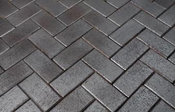 Klinkerinės grindinio trinkelės Penter 'Penter Blue' 200x100x52