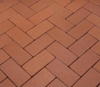 Klinkerinės grindinio trinkelės Penter 'Weserbergland' 200x100x52