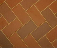 Clinker pavers 'Munsterland' 200x100x52