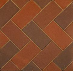 Clinker pavers 'Munsterland' 240x118x52