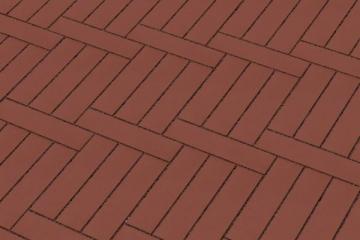 Klinkerinės grindinio trinkelės Lode PARKETAS ruda Klinkerio trinkelės