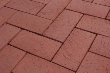 Klinkerinės grindinio trinkelės Lode STANDARTAS rudos Klinkerio trinkelės