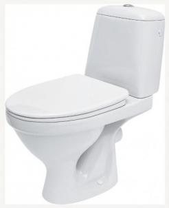 Tualete Cersanit EKO 2000 E011 3/6 funkc. horiz. Tualetes skapji