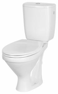 Toilet Cersanit TRENTO 3/6 l Lavatory closets