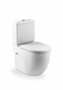 Toilet Roca Meridian Compact with bakeliu