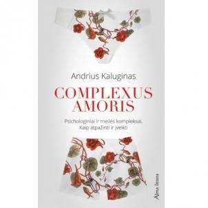 Knyga Complexus Amoris